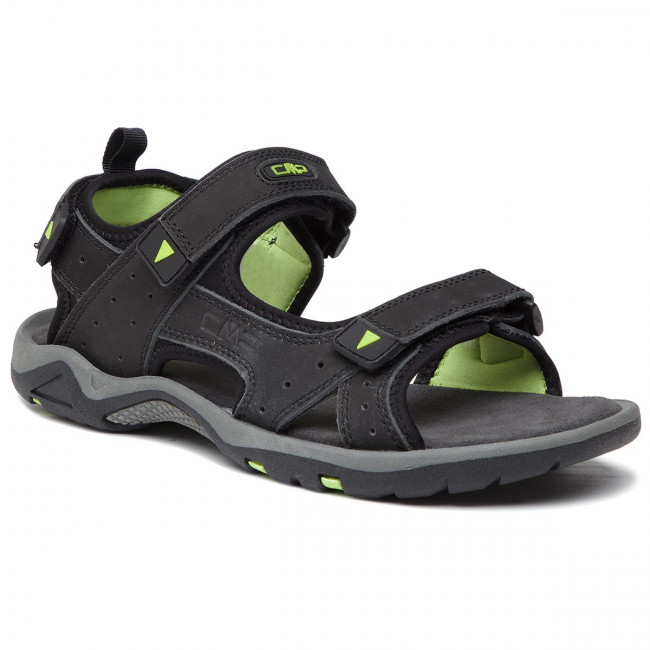 Sandále CMP - Almaak Hiking Sandal 38Q9947 Nero U901