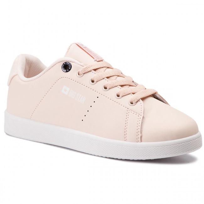 Sneakersy BIG STAR - DD274216 Pink