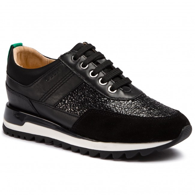 ba3f285be3502 Sneakersy GEOX - D Tabelya B D84AQB 085KY C9997 Black - Sneakersy -  Poltopánky - Dámske - eobuv.sk