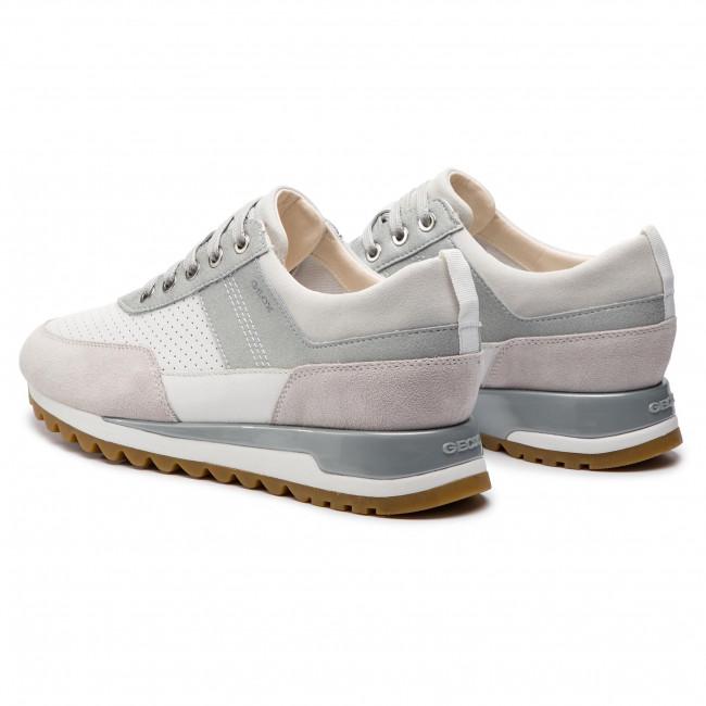 ddf8d55652e3b Sneakersy GEOX - D Tabelya B D84AQB 085BN C1343 White/Azure ...