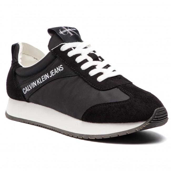 Sneakersy CALVIN KLEIN JEANS - Jerrold S0581 Black