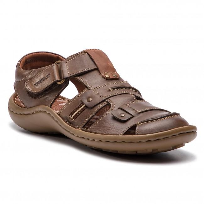 Sandále KRISBUT - 1168-5-9 Brąz