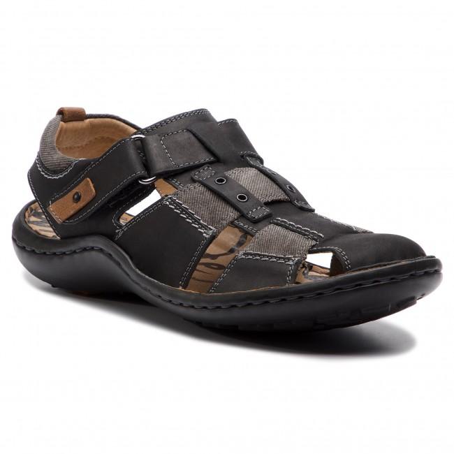 Sandále KRISBUT - 1176-4-9 Čierna