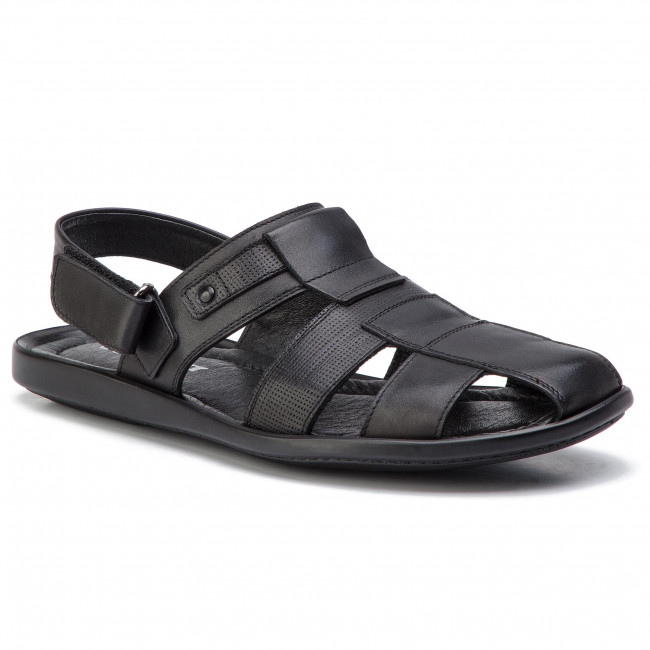 Sandále KRISBUT - 1194-1-1 Čierna