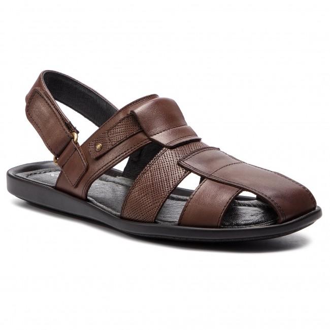 Sandále KRISBUT - 1194-2-1 Brąz