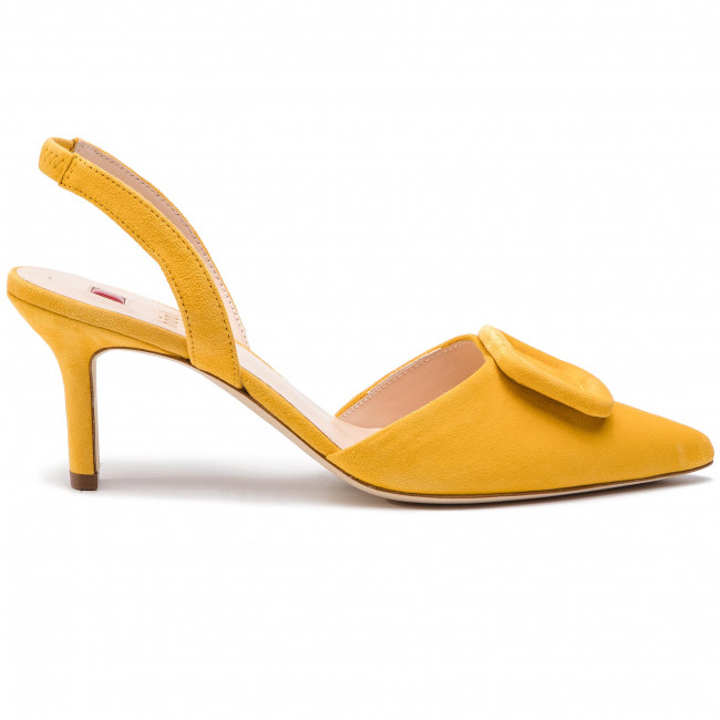 d05c5bd52cbc2 Sandále HÖGL - 7-106732 Yellow 8100 - Elegantné sandále - Sandále ...