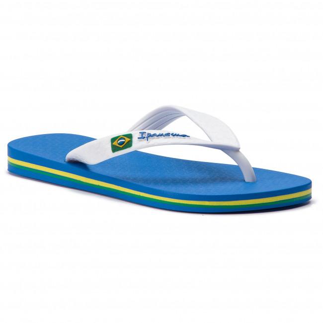 Žabky IPANEMA - Clas Brasil II Fem 80408 Blue/White 24079