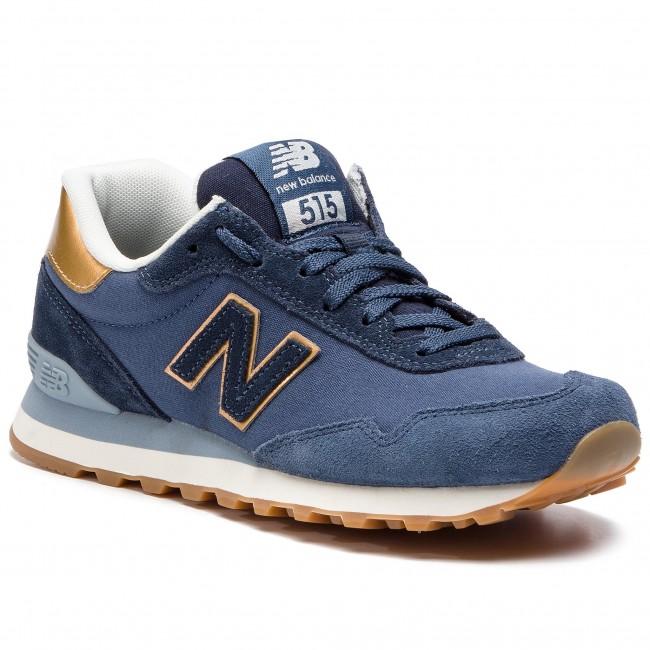 259cf21db7db8 Sneakersy NEW BALANCE - WL515FNE Tmavo modrá - Sneakersy ...