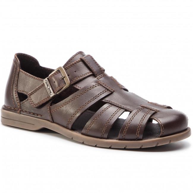 Sandále CAMEL ACTIVE - Kreta 410.12.12 Burn Mocca