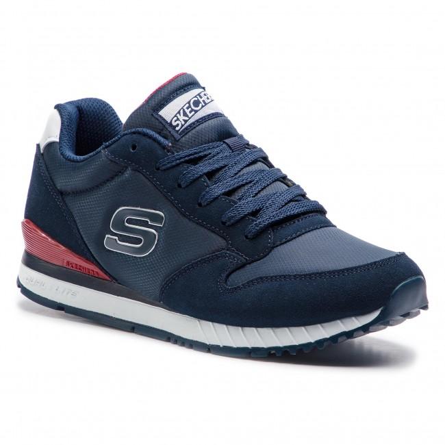 Sneakersy SKECHERS - Waltan 52384/NVY Navy