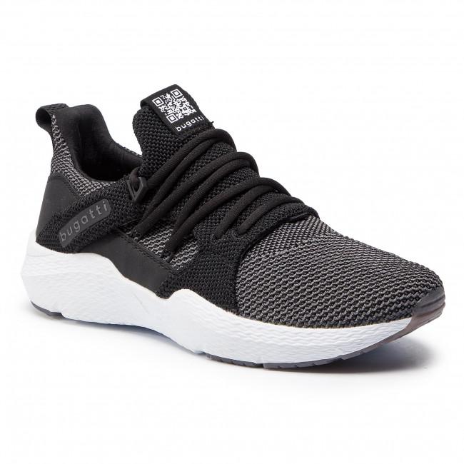 7187b7e65 Sneakersy BUGATTI - 341-73062-6900-1000 Black - Sneakersy ...