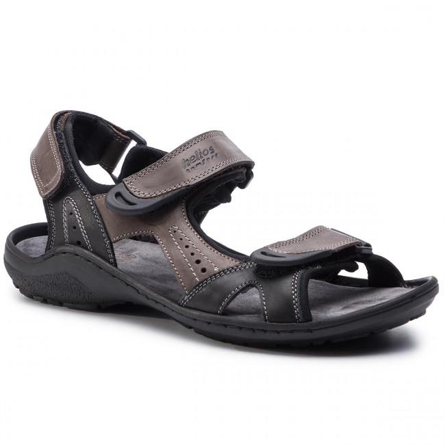 Sandále HELIOS - 853 Brąz