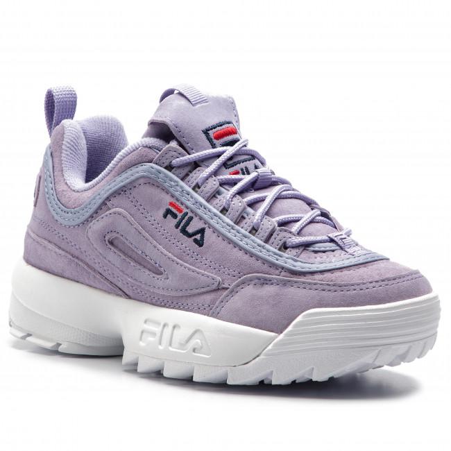 b8099065a Sneakersy FILA - Disruptor S Low Wmn 1010304.70Q Sweet Lavender ...