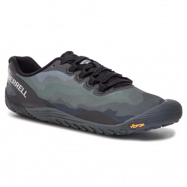 Topánky MERRELL - Vapor Glove 4 J52506  Black