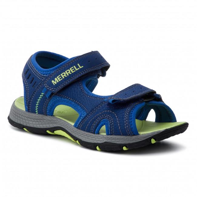 Sandále MERRELL - Panther Sandal MK261236 Blue/Green
