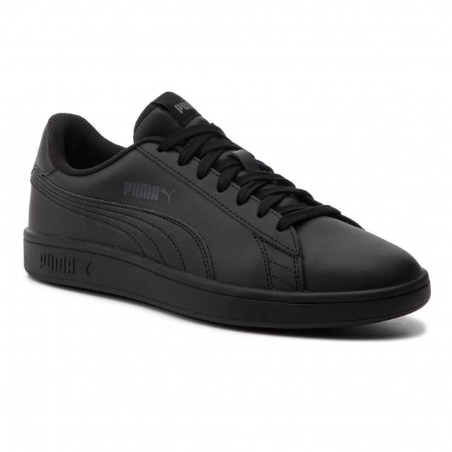 Sneakersy PUMA - Smash V2 L 365215 06 Puma Black/Puma Black