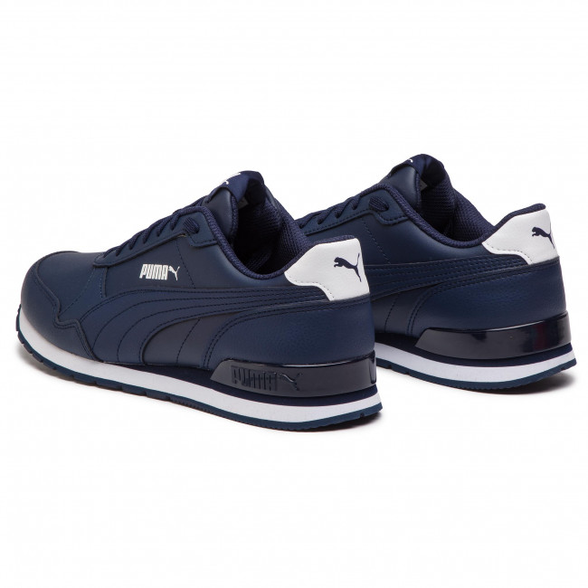 1ee119050 Sneakersy PUMA - St Runner V2 Full L 365277 05 Peacoat/Puma White ...