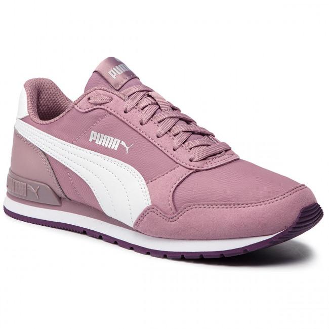 cefe2aba0f4d2 Sneakersy PUMA - St Runner V2 NL 365278 16 Elderberry/Puma White/Indigo