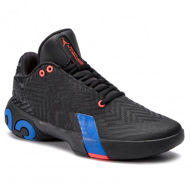 a528924c8b87c Topánky NIKE - Jordan Ultyra Fly 3 Low AO6224 004 Black/Black/Pacific Blue  - Basketbal - Športové - Pánske - eobuv.sk