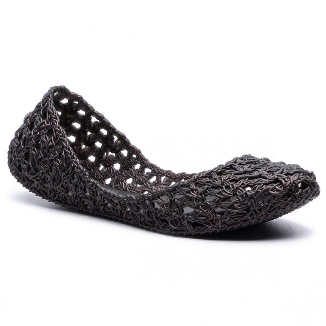 Baleríny MELISSA - Campana Crochet Ad 32246 Black 19936