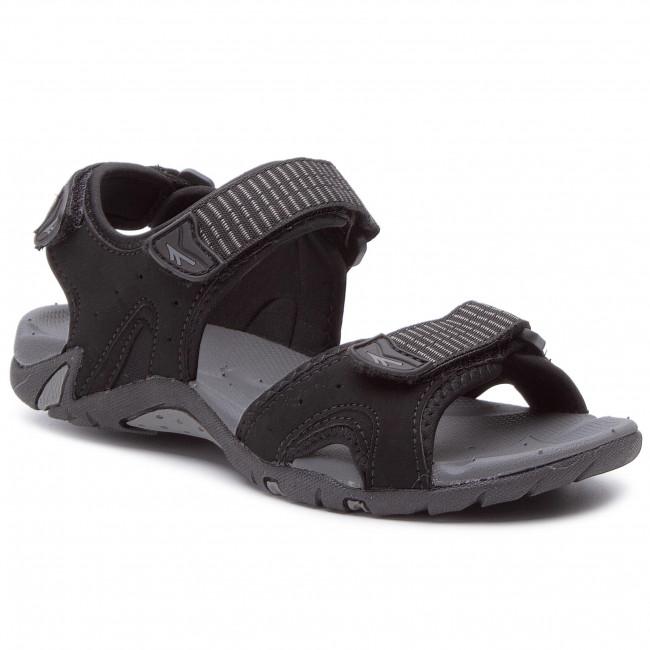 Sandále HI-TEC - Monilo AVS-SS19-HT-01-Q2 Black/Dark Grey