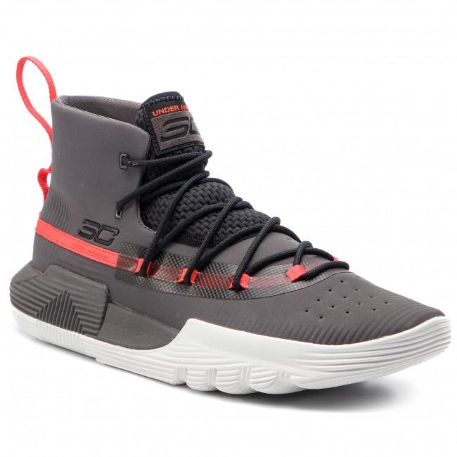 f5952ee9603a7 Topánky UNDER ARMOUR - Ua Sc 3Zer0 II 3020613-101 Gry - Basketbal -  Športové - Pánske - eobuv.sk