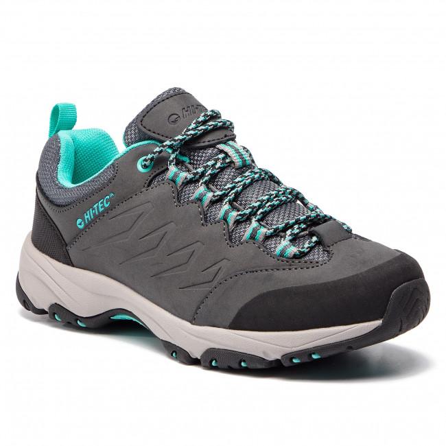 Trekingová obuv HI-TEC - Beston Wo's AVS-SS19-HT-01-Q1 Mid Grey/Turquoise