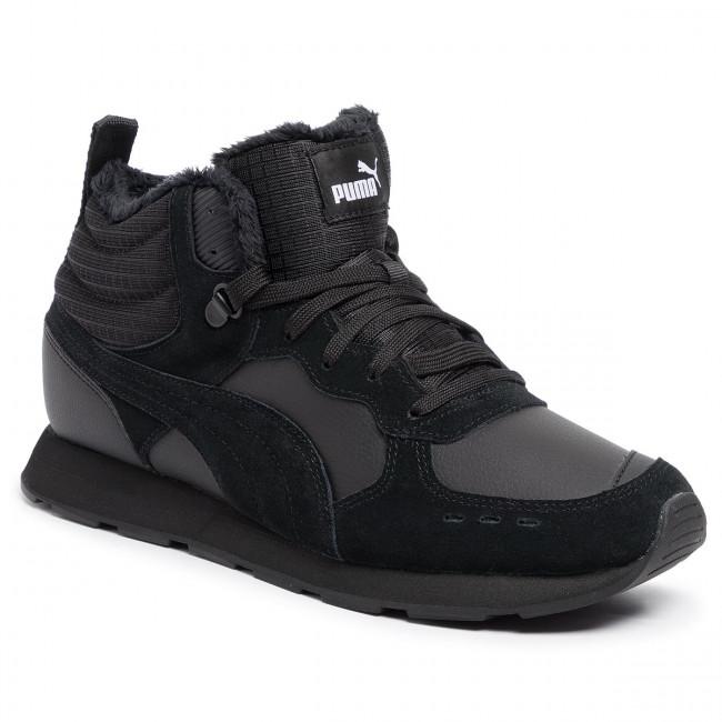 Sneakersy PUMA - Vista Mid Wtr 369783 01 Puma Black/Puma White