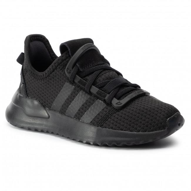 Topánky adidas - U Path Run C G28114 Cblack/Cblack/Ftwwht
