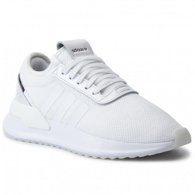 Topánky adidas - U Path X W EE7160 Ftwwht/Purbea/Cblack
