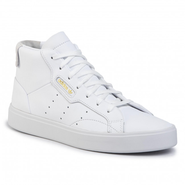 Topánky adidas - Sleek Mid W EE4726 Fwwht/Ftwwht/Crywht
