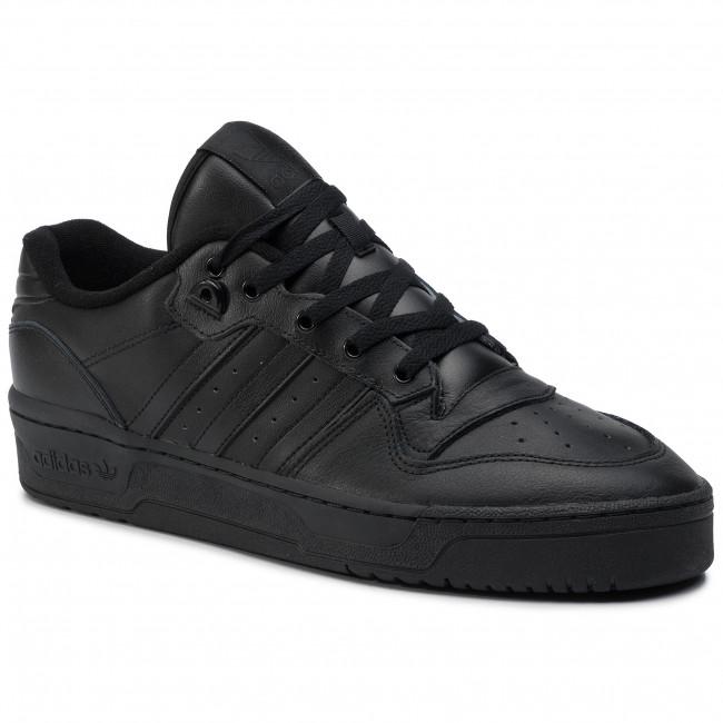 Topánky adidas - Rivalry Low EF8730 Cblack/Cblack/Ftwwht