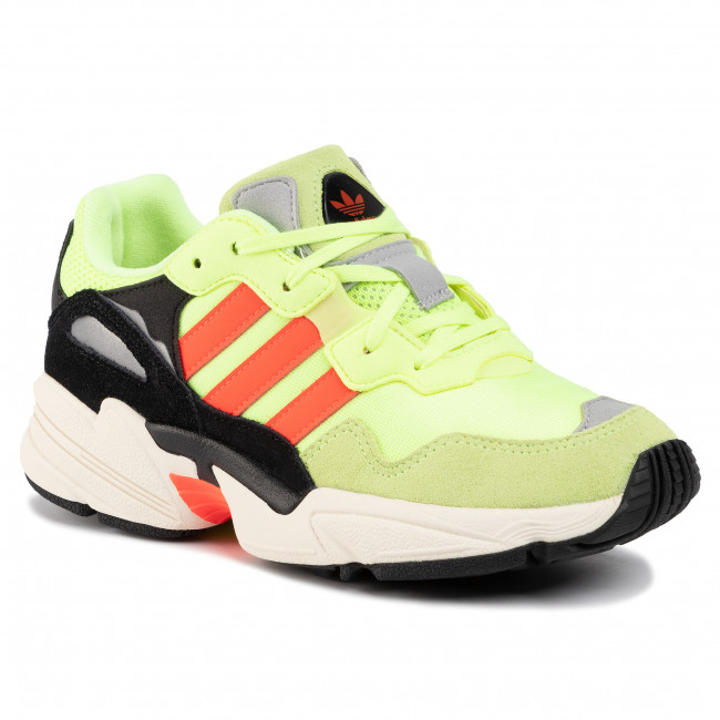 Topánky adidas - Yung-96 J EE6695 Hireye/Solred/Owhite