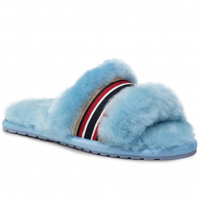 Papuče EMU AUSTRALIA - Wrenlette W11634 Baby Blue