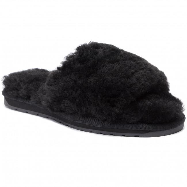 Papuče EMU AUSTRALIA - Myna 2.0 W12023 Black