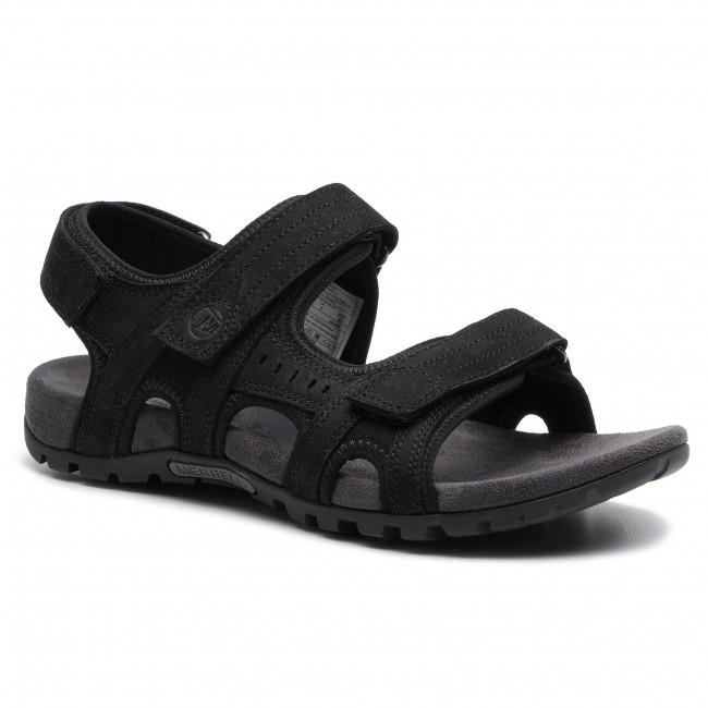 Sandále MERRELL - Sandspur Lee Backstrap J90493 Black