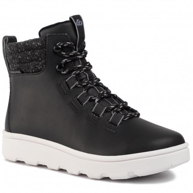Členková obuv CLARKS - Step ExplorHi. 261459484  Black