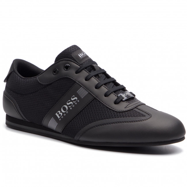 Sneakersy BOSS - Lighter 50370438 10199225 01 Black 001