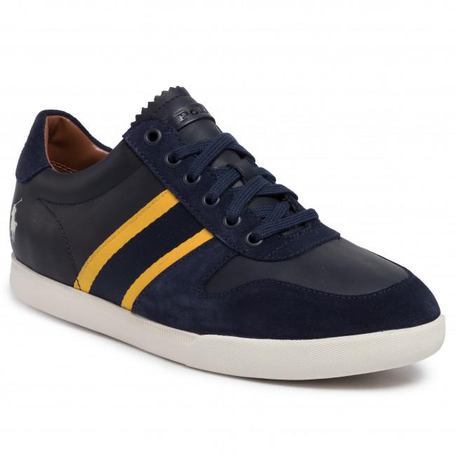 Sneakersy POLO RALPH LAUREN - Camilo II 809754875003  Nvy/Bug/Eg