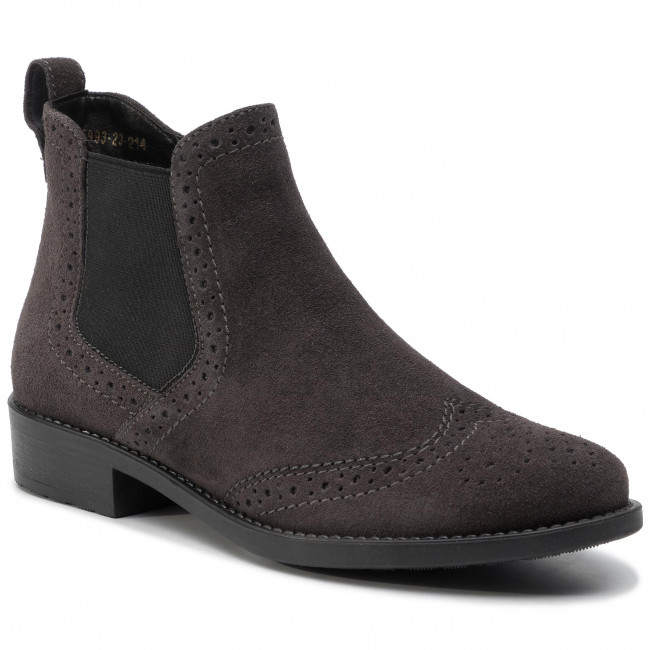 Členková obuv TAMARIS - 1-25993-23 Anthracite 214