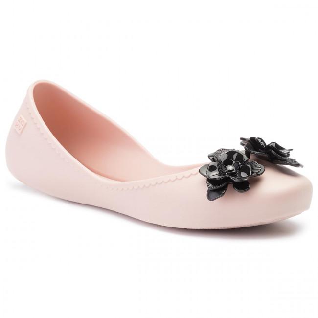 Baleríny ZAXY - Start Flowers Fem 82758 Lt. Pink 01276 EE285002 02064