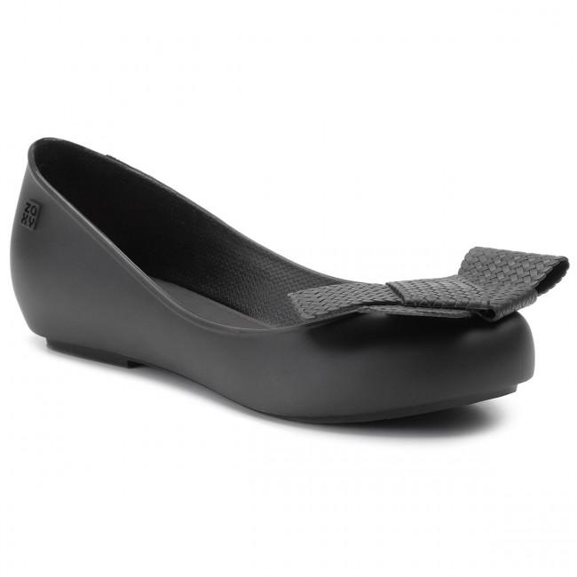 Baleríny ZAXY - New Pop Elegance Fem 82771 Black 01003 EE285007 02064