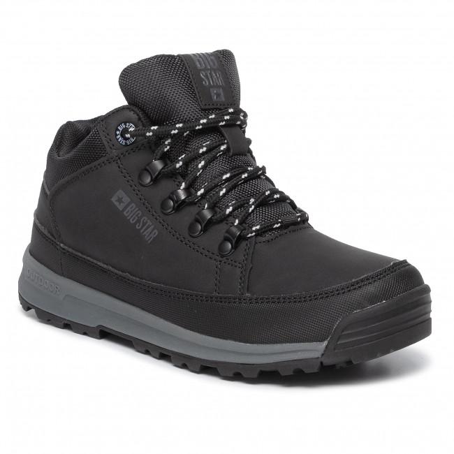 Trekingová obuv BIG STAR - EE274816 Black