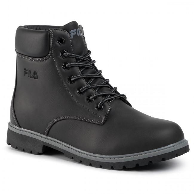 Outdoorová obuv FILA - Maverick Mid 1010145.12V Black/Black