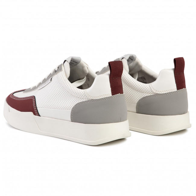 Sneakersy G STAR RAW Rackam Dommic D15874 B972 9616 MilkDk Bordeaux
