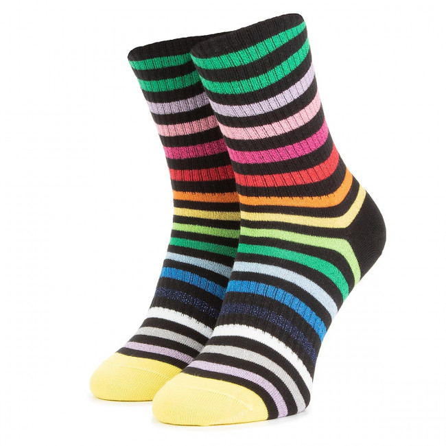 Ponožky Vysoké Unisex HAPPY SOCKS - ATSTR14-9300 Farebná