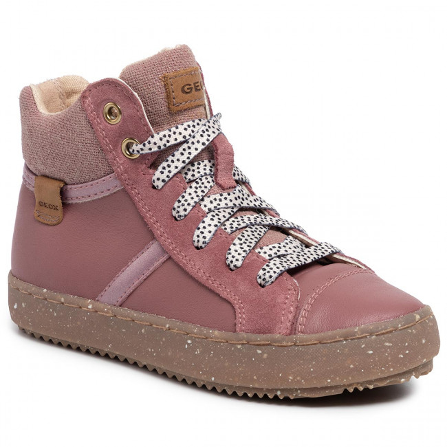 Concesión me quejo Actuación  Sneakersy GEOX - J Kalispera G. F J944GF 04322 C8007 S Dk Rose - Topánky -  Čižmy a iné - Diavča - Detské | eobuv.sk