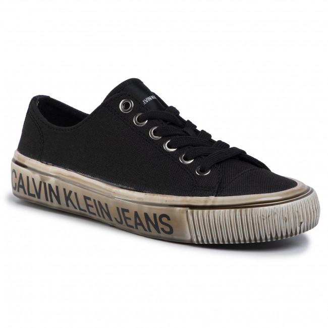 Tenisky CALVIN KLEIN JEANS - Destinee B4R0807 Black