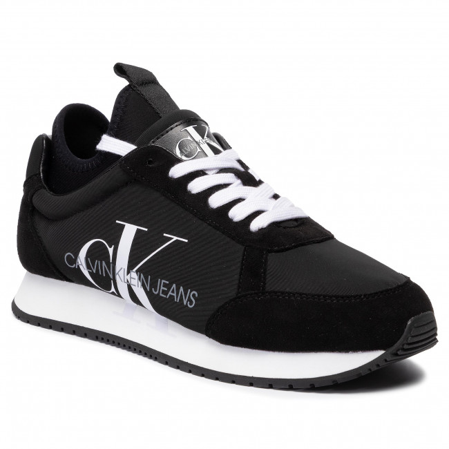 Sneakersy CALVIN KLEIN JEANS - Jemmy B4S0136  Black