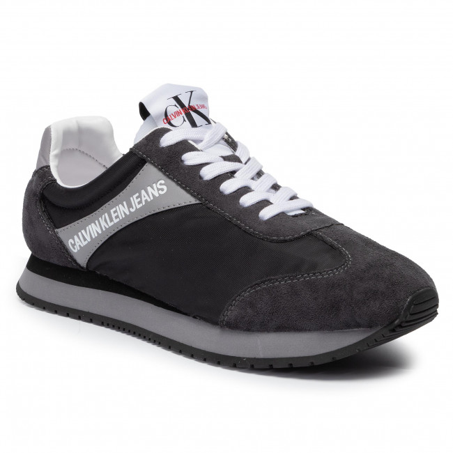 Sneakersy CALVIN KLEIN JEANS - Jerrold S0615 Multi Black
